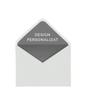 Personalizare plic Liner