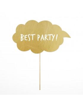 Photo Props Best Party