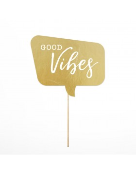 Photo Props Good Vibes
