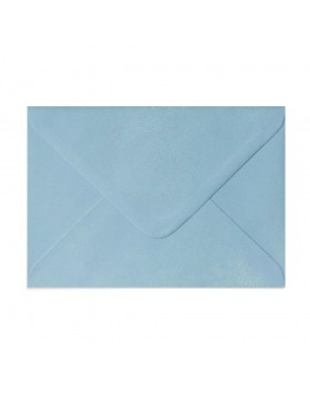 Plic C6 albastru pastel sidef