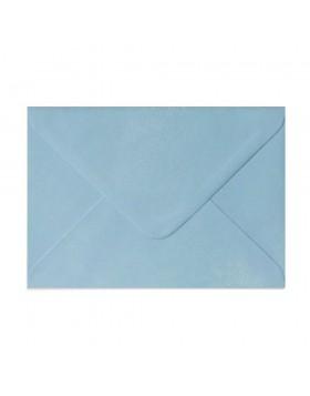 Plic I8 albastru pastel sidef