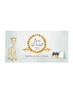 Plic de bani Sweet Giraffe