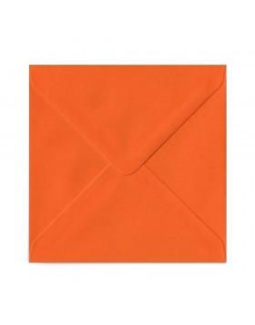 Plic patrat portocaliu 155X155 mm