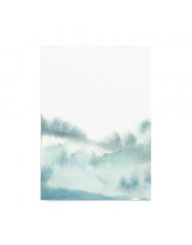 Art Print Peaceful Sky