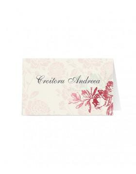Card de nume Precious Bloom