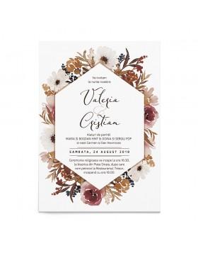 Invitatie de nunta Beautiful Surrounding